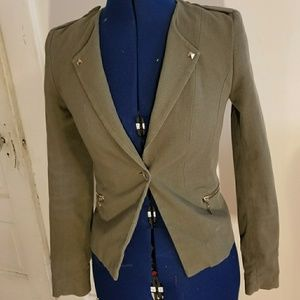 H&M Military-inspired Jacket